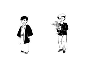KEN KIDOKORO illust